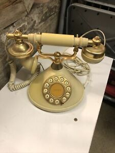 Retro Landline Phone with buttons from 1964