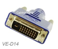 Graphics Card Display Emulator DVI-D Monitor Dummy Plug Adapter, 2560x1600