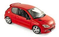 Peugeot 206 RC Aden Red 2003 1/18 - 184823 NOREV