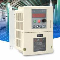 2.2kW 220V 3-Phasen Frequenzumrichter Frequenzumwandler Inverter Drehzahlregler