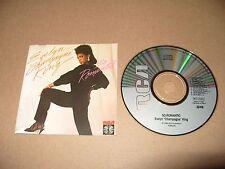 Evelyn Champagne King So Romantic cd 9 tracks 1984 Japan cd Rare Ex Condit