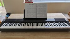 More details for casio cdp-120 digital piano keyboard, with stand and pedal - good condition