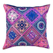 "Bandana Ethnic 18"" / 45cm Outdoor Water Resistant Scatter Cushion Garden"
