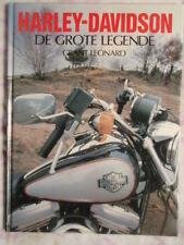 HARLEY DAVIDSON DE GROTE LEGENDE