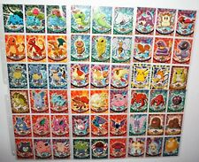 1st Edition Series Pokemon Topps TV Animation Cards Foils U PICK Free Shipping