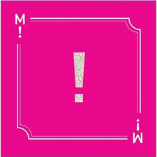 MAMAMOO 2ND MINI ALBUM [ PINK FUNKY ] CD KPOP