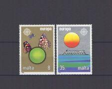 MALTA, EUROPA CEPT 1986, NATURE & ART, MNH