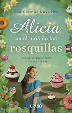 Alicia en el pais de las rosquillas (Spanish Edition)-ExLibrary