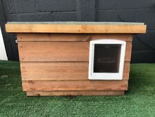 DELIVERED FULLY ASSEMBLED Cat Kennel ~ small  Dog House box/shelter