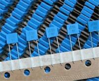 10Pcs Mkt Boxed Capacitor 0.1UF 100N 100V J ±5% B32529C Metallized Polyester ie
