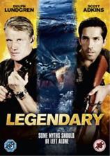 Dolph Lundgren, James Lance-Legendary DVD NEW