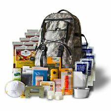 Camping Hiking Emergency Prepper Survival Gear Bug Out Bag Water Food First Aid