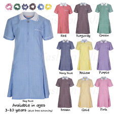 Abbigliamento a manica corta in estate per bambine dai 2 ai 16 anni