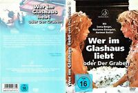 (DVD) Wer im Glashaus liebt... der Graben - Senta Berger, Marianne Blomquist