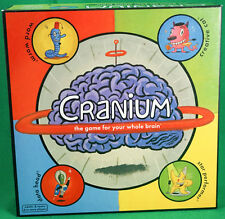 Cranium Board Game Complete Please Read 4 players or teams