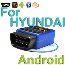 OBD 2 Android Scanner CAN Diagnostics Reader Wireless Bluetooth Tool For HYUNDAI