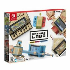 Nintendo LABO Toy Con 01 Variety Kit - Nintendo Switch New Factory Sealed