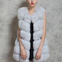 7 FARBEN 2016 Winter Frauen Weste Faux Pelz Leder Dickes Jacken Mantel Padded