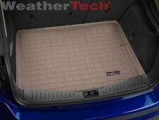 WeatherTech Cargo Liner Trunk Mat - Ford Focus Hatchback - 2012-2015 - Tan
