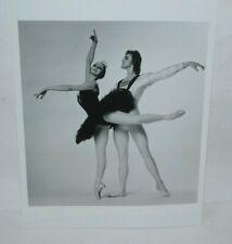 Soviet Union USSR Russia Bolshoi Ballet SWAN LAKE show big photo