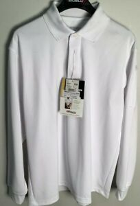 Elbeco Ufx Performance Tactical Polo long sleeve NEW w/tags various sizes White