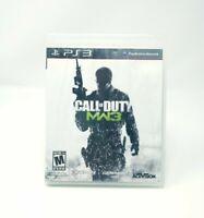 Call of Duty: Modern Warfare 3 (PlayStation 3) PS3