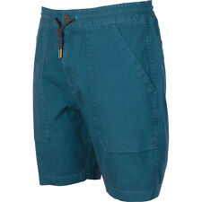 Billabong Men Cardmel Elastic Short Marine Walkshort Sz 32 M250CSSE