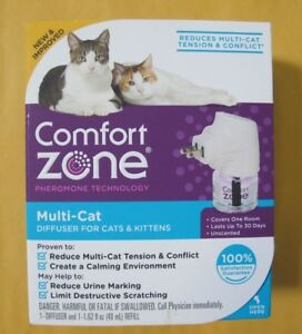 Comfort Zone MultiCat Diffuser for Cats Kittens