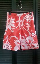 BOYS SWIM TRUNKS  SIZE LARGE MINT CONDITION
