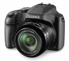 Panasonic Lumix DMC FZ83 Digitalkamera FZ 83 + Zubehörpaket ( 16GB Tasche )