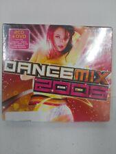Dancemix 2008 2CD + DVD Casada - Robyn T2 Feat. Jodie Aysha Dannii Minogue NEW