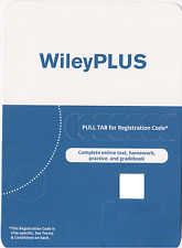 NEW WileyPLUS Access Code -  FAST ONLINE DELIVERY