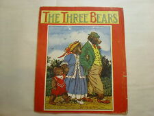 The Three Bears, Softcover, 1923, Platt & Munk, Eulalie