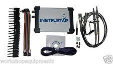 PC USB 2CH 20M Digital Oscilloscope Logic Analyzer Spectrum Analyzer Data Logger