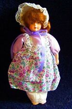 Delicate Vintage Zasan Doll! Bisque Legs, Arms & Head
