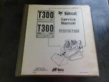 Bobcat T300 Turbo T300 Turbo High Flow Service Manual