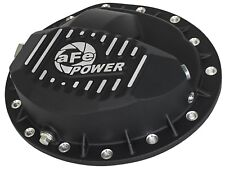 aFe POWER 46-70042 Front Differential Cover Machined Fins AAM 9.25-14 Bolt Axles