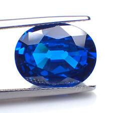 PARTICOLARE 14x10mm GEMMA fonde Blu reale zircone cubico GEMMA