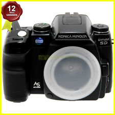 Konica Minolta Dynax 5D body fotocamera digitale reflex Macchina fotografica