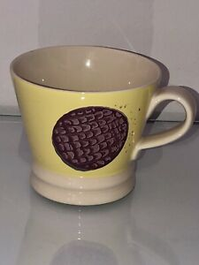 MARTIN WISCOMBE CREAM CHOCOLATE DIGESTIVE BISCUIT MUG/CUP COLLECTABLE RETRO