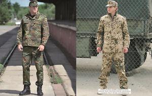 Original Bundeswehr Feldbluse BW Flecktarn Wüstentarn Tropentarn Jacke Bluse