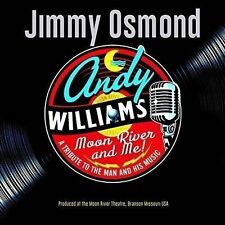 Moon River & Me [6/3] by Jimmy Osmond (CD, Jun-2016, Osmonds Entertainment (The Osmonds))