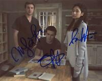 """Being Human"" Cast AUTOGRAPHS Signed 8x10 Photo ACOA"