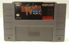 Final Fight Guy Video Game Cartridge Super Nintendo SNES Authentic Original Real