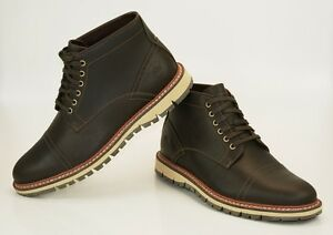 Timberland Earthkeepers Britton Hill Chukka Boots Men Lace Up 5448A