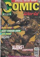 Comic World #20 (1993) UK Magazine