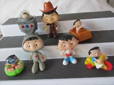 SUBWAY'S BOBBY'S WORLD FIGURES LOT 7