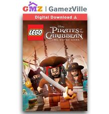 LEGO Pirates of the Caribbean: The Video Game Steam Key PC Digital Download