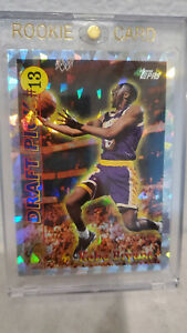 1996 Topps Draft Redemption Kobe Bryant ROOKIE RC #DP13