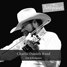 CHARLIE BAND DANIELS - LIVE AT ROCKPALAST  CD NEU